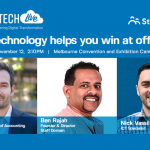 Talking tech and offshoring at Accountech live