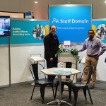 Staff Domain Joins Accounting Business Expo 2020