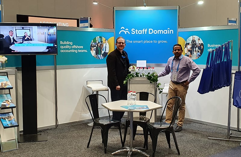 POSTPONED: Staff Domain Joins Accounting Business Expo 2020