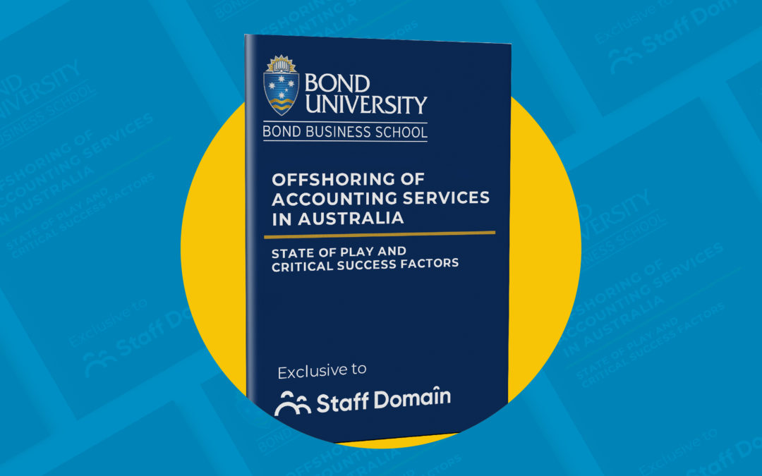 Offshoring of Accounting Services in Australia – Research