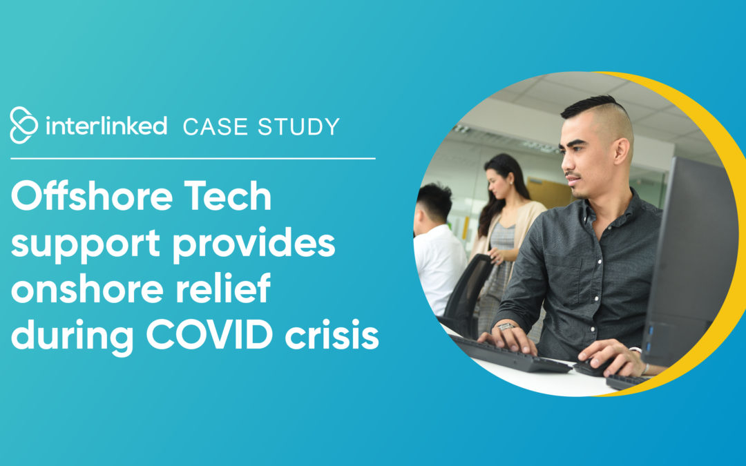 Case Study: Finding onshore relief during COVID-19 crisis