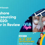 Offshore Outsourcing in 2020: Year in Review