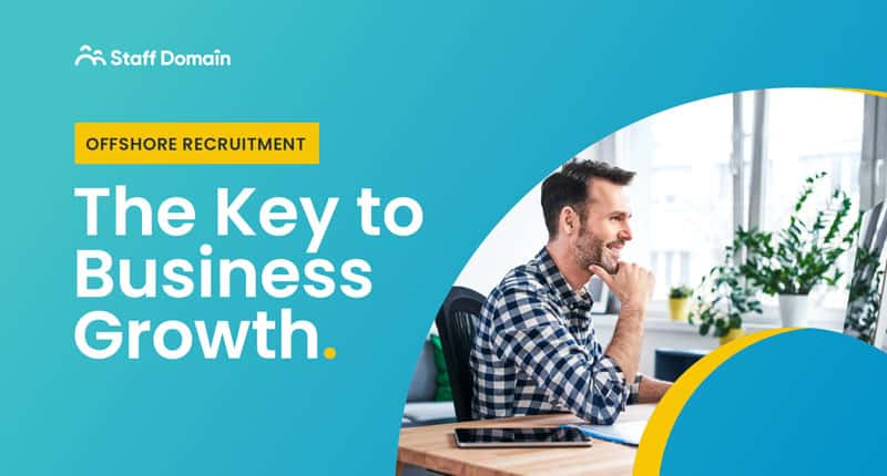 Offshore Recruitment: The Key to Business Growth Brochure